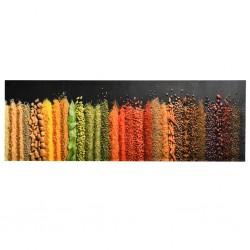 vidaXL Postes puntiagudos de valla 25 uds pino impregnado 5x40 cm