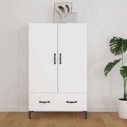 vidaXL Base de sombrilla resina cuadrada negra 19 kg