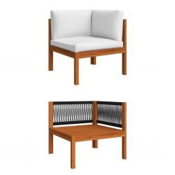 vidaXL Lona 650 g/m² 3x5 m azul