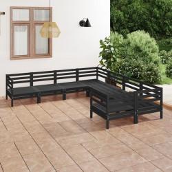 vidaXL Lona 650 g/m² 4x6 m azul