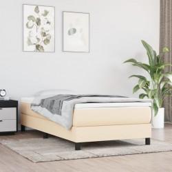 vidaXL Caja de almacenaje jardín 150x100x100 cm ratán sintético negro