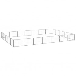 vidaXL Caja de almacenaje jardín 150x100x100 cm ratán sintético marrón
