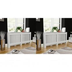vidaXL Sillas de camping plegables de aluminio 4 unidades negro