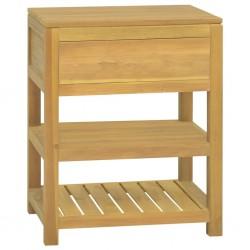 vidaXL Cenador con techo ratán sintético 300x300x200 cm marrón y crema