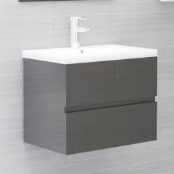 vidaXL Carpa pleglable Pop-Up con 4 paredes antracita 3x3 m