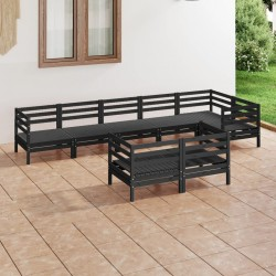 vidaXL Carpa plegable Pop-up con 8 paredes laterales 3x9 m azul