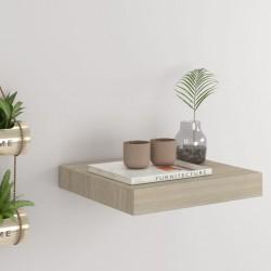 vidaXL Panel de suelo para ducha solar escalera piscina WPC