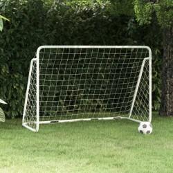 vidaXL Base de sombrilla de granito redonda negro 30 kg