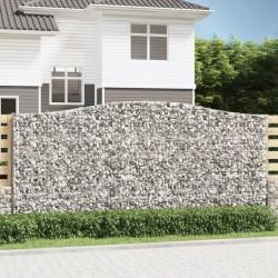 vidaXL Caseta herramientas de jardín madera de pino 85x48x177 cm