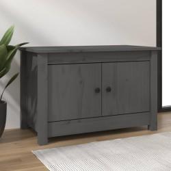 vidaXL Puerta de valla de madera de pino impregnada 170x120 cm