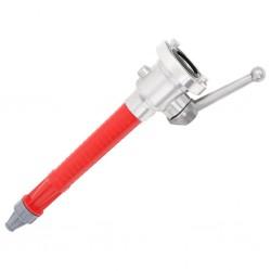 vidaXL Invernadero de aluminio 7,04 m³