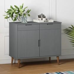 vidaXL Puerta de valla madera de pino impregnada 100x150 cm verde