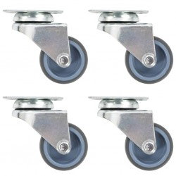 vidaXL Alambrada galvanizada con revestimiento de PVC verde 25x1 m