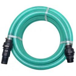 vidaXL Puerta de jardín madera de pino impregnada 100x150 cm