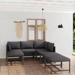 vidaXL Carpa plegable profesional y paredes aluminio blanco 6x3 m