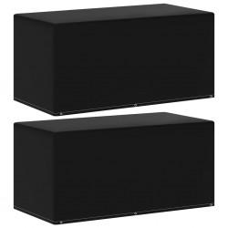 vidaXL Mesa de bar plegable de madera de abeto 78 cm