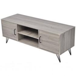 vidaXL Invernadero con cimientos de acero 13,5m² 450x300x200 cm