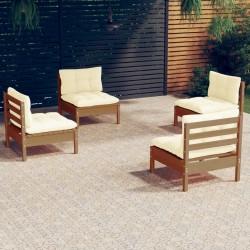 vidaXL Invernadero con cimientos de acero 18m² 600x300x200 cm