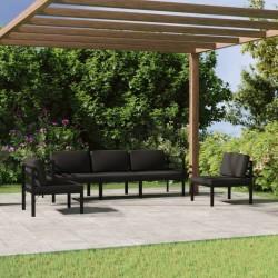 vidaXL Lona impermeable 260 g/m² 3x3 m blanca
