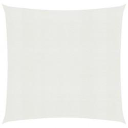 vidaXL Lona impermeable 260 g/m² 3x6 m blanca