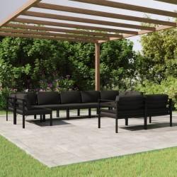 vidaXL Lona impermeable 260 g/m² 4x2 m blanca