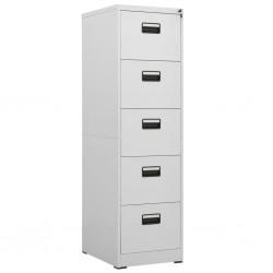 vidaXL Caseta herramientas jardín madera pino impregnada 36x36x163 cm