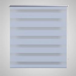 vidaXL Biombo/Enrejado de 3 paneles madera maciza de acacia 120x170cm