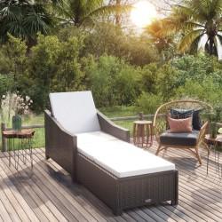 vidaXL Caseta de jardín de acero gris antracita 257x205x178 cm