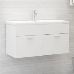 vidaXL Cama de camping marrón XXL 206x75x45 cm
