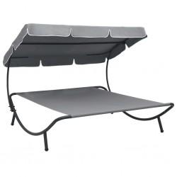 vidaXL Biombo de 6 paneles ratán sintético marrón 360x200 cm