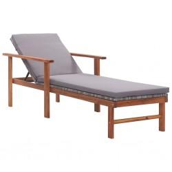 vidaXL Base de sombrilla de hierro fundido negro y bronce 9 kg 40 cm