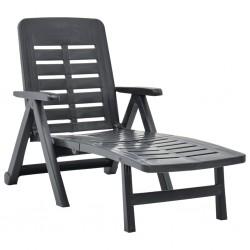 vidaXL Base de sombrilla de hierro fundido verde 12 kg 49 cm
