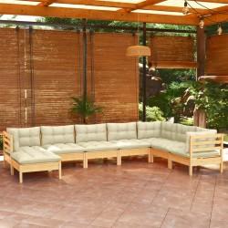 vidaXL Mesa de camping plegable aluminio blanca 60x40 cm