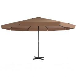 vidaXL Herramienta para quitar malas hierbas aluminio 100 cm