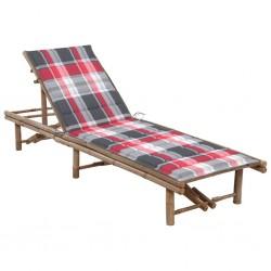 vidaXL Pérgola de jardín con banco madera de pino 130x60x230 cm