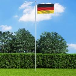vidaXL Mosquitera redonda 2 piezas 56x325x230 cm