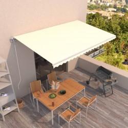 vidaXL Lámpara LED de techo con 2 luces blanco cálido