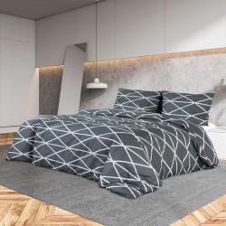 vidaXL Reloj de pared apariencia de madera 30,5 cm