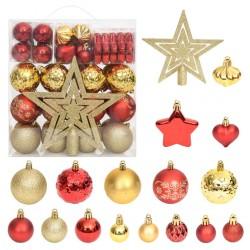 vidaXL Caja de herramientas carrito portátil