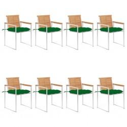 vidaXL Cubo de basura con sensor 42 L rojo