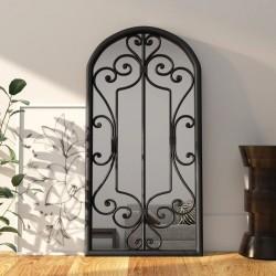 vidaXL Cubo de basura con sensor 52 L rojo