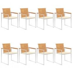 vidaXL Máquina para hacer cubitos de hielo 2,4 L 15 kg / 24 h plateado