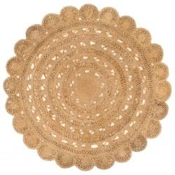 vidaXL Tarros de mermelada de vidrio tapa blanca y verde 96 uds 400 ml