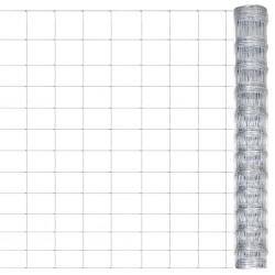 Parte Superior Toldo De Lona Azul & Blanco 6X3M Marco No Incluido