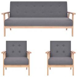 vidaXL Papelera con sensor automático de acero negro 60 L