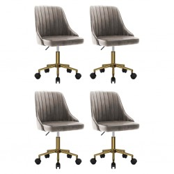 vidaXL Calientaplatos para bufé de acero inoxidable 300 W 3x2,5 L
