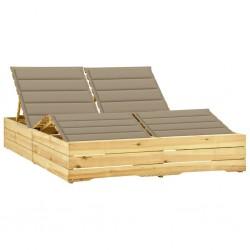 vidaXL Cono árbol de Navidad de 240 LED interior y exterior 115x150 cm