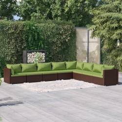 vidaXL Aspiradora de mano multiciclónica 2 en 1 rojo 500 W