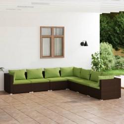 vidaXL Papelera con cenicero de acero negro 45 L
