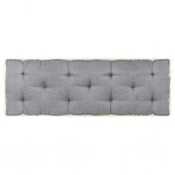 vidaXL Campana extractora acero inoxidable vidrio templado plata 60 cm